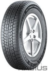General Tire Altimax Winter 3 225/50 R17 98V XL