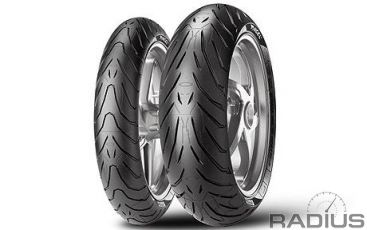 Pirelli Angel ST 120/70 ZR17 58W