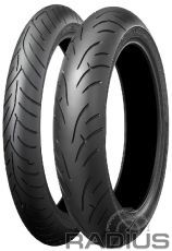 Bridgestone Battlax BT-020 120/70 R17 58V