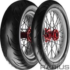 Avon Cobra Chrome AV92 190/60 R17 78V