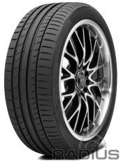 Continental ContiSportContact 5 235/55 R18 100V MFS