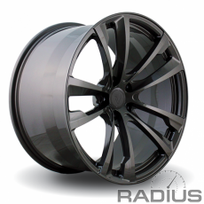 Vissol Forged F-681 10,0x20 5x120 ET40,0 DIA74,1 (GLOSS-GRAPHITE)