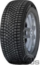 Michelin Latitude X-Ice North 2+ 255/55 R20 110T XL (шип)