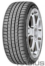 Michelin Pilot Alpin 2 265/35 ZR19 98W XL