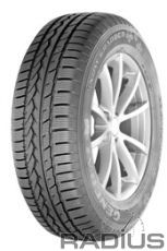 General Tire Snow Grabber 225/60 R17 99H