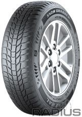 General Tire Snow Grabber Plus 255/55 R19 111V XL
