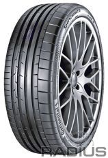 Continental SportContact 6 295/30 ZR22 103Y XL