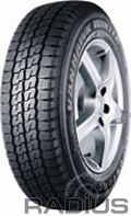 Firestone VanHawk Winter 205/65 R16C 107/105R
