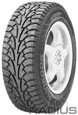 Hankook Winter I*Pike W409 195/55 R15 89T XL (шип)