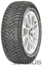 Michelin X-Ice North 4 245/50 R18 104T XL (шип)